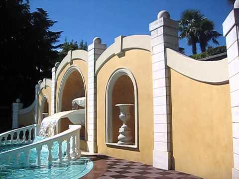 Grand Hotel Bristol Stresa Pool Swimming Pool 2289 Youtube