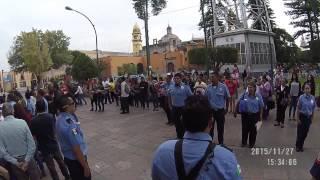 BOMBEROS CELAYA (Funeral Capitán Nery Abraham Reyes Lara)