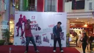 Rap Girish Pranil   City Center Concert