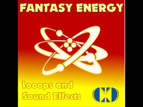 Fantasy Energy Sound Effects (Creative Commons)
