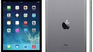 Apple iPad mini 2 16Gb wifi onlie Unboxing