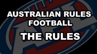Video The Rules of Australian Rules Football download MP3, 3GP, MP4, WEBM, AVI, FLV Oktober 2017