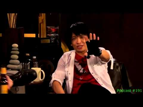 Monty Oum Moments at Rooster Teeth