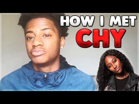STORYTIME: HOW I MET CHYTHEGREATEST‼️