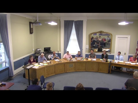 City of Plattsburgh, NY Meeting  6-29-17