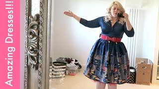 Trying on LOTS of AMAZING Dresses! | The Weekly #15