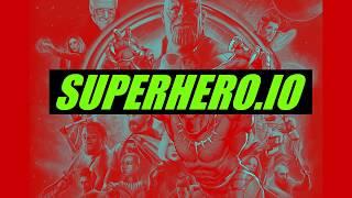 SUPERHERO.IO - Teaser