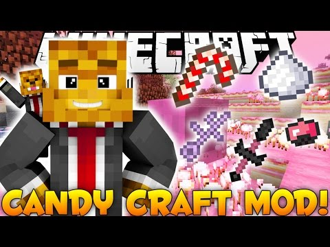 candycraft mod 1.11.2