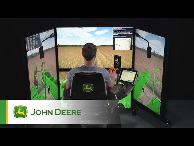 GoHarvest - Symulator kombajnu John Deere