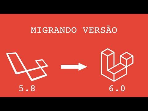 Vídeo no Youtube: Laravel API REST - Migrando do 5.8 para 6 #laravel #php