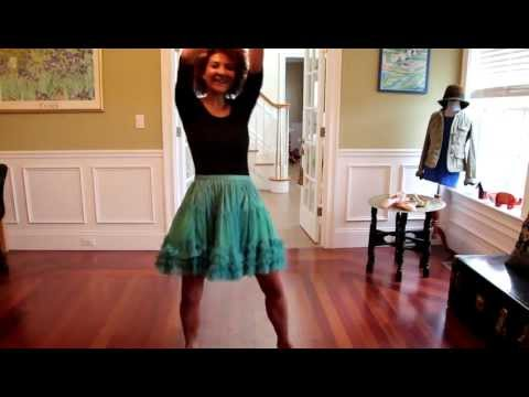 India Arie - Strength, Courage & Wisdom (dance)