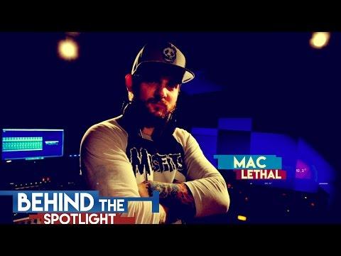 Behind The Spotlight: Mac Lethal