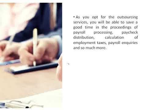 Getting business benefit of hiring quality expert of payroll outsourcing services