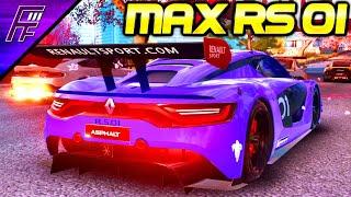 LOOK HOW THEY MASSACRED MY BOY... GOLDEN MAX Renault R.S. 01 (5* Rank 3565) Asphalt Multiplayer
