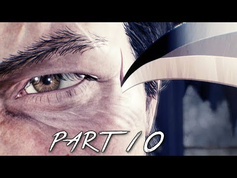 THE EVIL WITHIN 2 Walkthrough Gameplay Part 10 - Obscura (PS4 Pro)