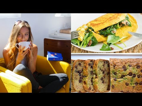 WHAT I ATE TODAY / HEALTHY VEGAN BRUNCH RECIPES