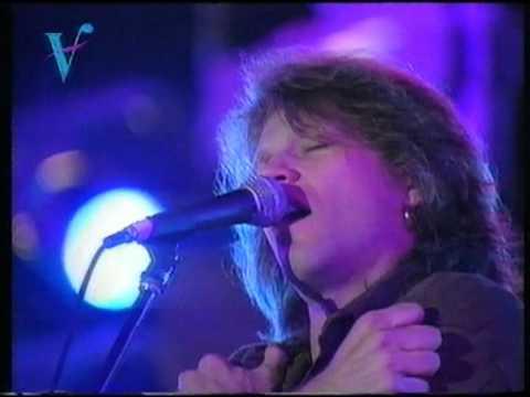 Bon Jovi & Roger Taylor (Queen) - Bed Of Roses (Nara City, Japan 1994)