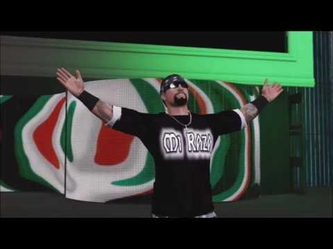 WWE 2K17 Anarquia Entrance