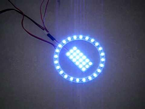 Как сделать подсветку для музыки 786