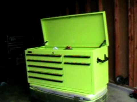 Tool Box Painting Diy Youtube