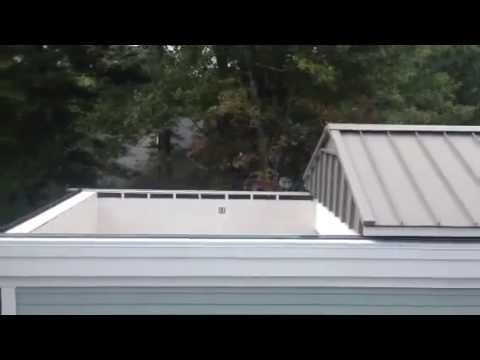 Rollamatic Retractable Roof   YouTube