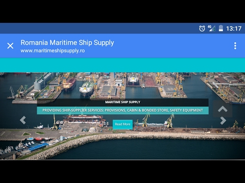 MARITIME SHIP SUPPLY