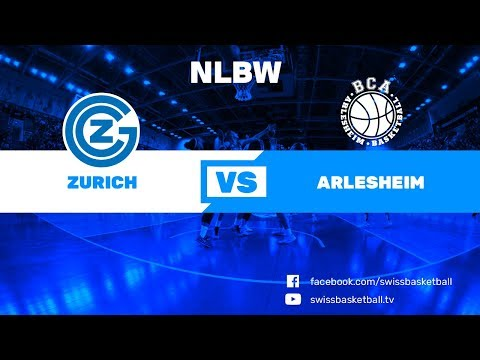 NLB Women - Day 2: Zürich vs. Arlesheim