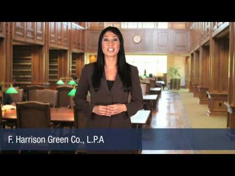 F. Harrison Green Co., L.P.A, Attorney at Law - Cincinnati, OH Personal Injury Attorney