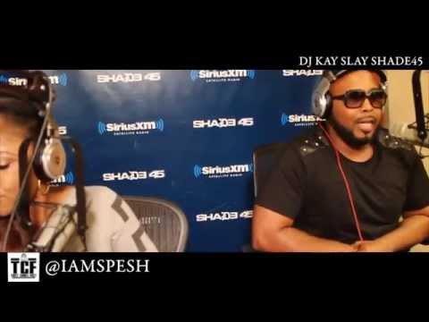 Spe$h Live With Dj KaySlay On Shade45