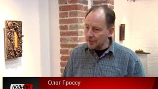 Військовий авіатор Олег Гросу створює унікальні роботи у стилі стімпанк