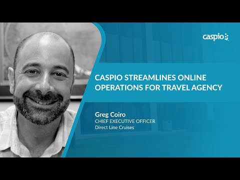 Caspio Case Study: Direct Line Cruises