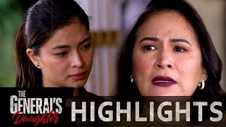 Amelia leads Rhian to another lie | The General's Daughter (With Eng Subs)