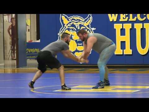 Frank Gotch Worlds 2017 Losers Round 1: James Bunn vs Sean Duckworth