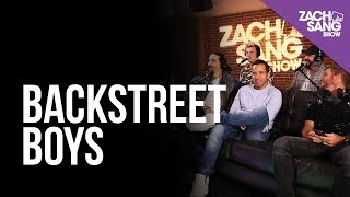 Backstreet Boys Talk Don't Go Breaking My Heart, Vegas and Boy Bands