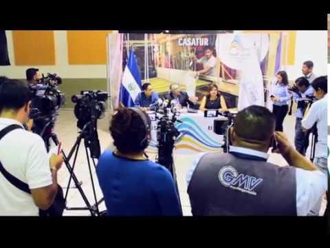 Despunte turístico  Feria El Salvador Travel Market 2016