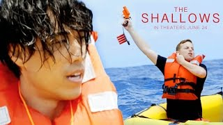 Download The Try Guys Try Not To Die At Sea // Sponsored by The Shallows Mp3 and Videos