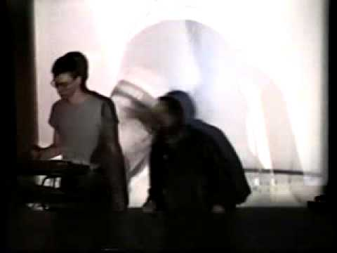 DIGITAL POODLE - Snivel - Live 1992 - Saw Gallery, Ottawa