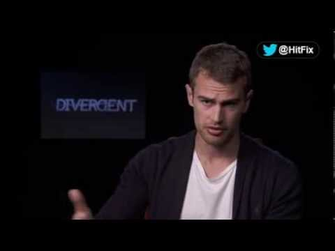 The Divergent Triology: INSURGENT stars Shailene Woodley & Theo James interview on the Today show from YouTube · Duration:  1 minutes 41 seconds
