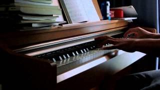 新居昭乃 Our Children's Rain Song (piano solo cover)