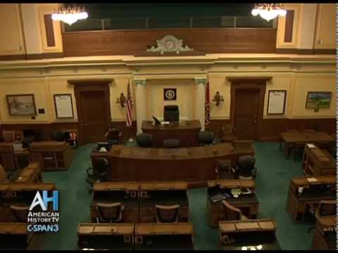 C-SPAN Cities Tour - Cheyenne: Wyoming State Capitol Tour