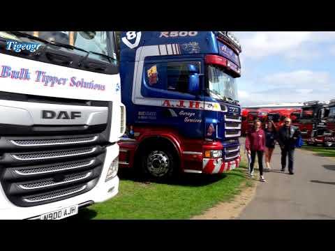 TruckFest Edinburgh - Scotland 2018