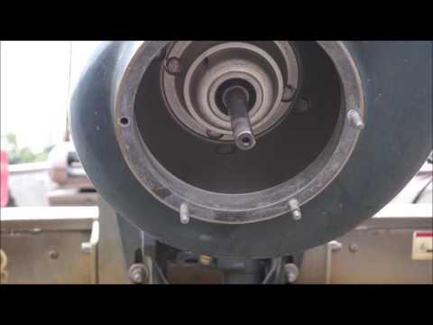 Tuto Entretien Yamaha F90-65 avec Embase Outboard Jet - Part 3 - Jet Unit Turbine
