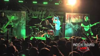 Ice Nine Kills ~ Full set ~ 2/17/14 on ROCK HARD LIVE