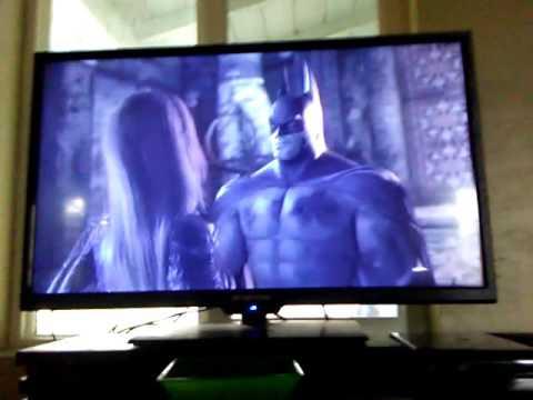 Batman meet head of the demons daughter