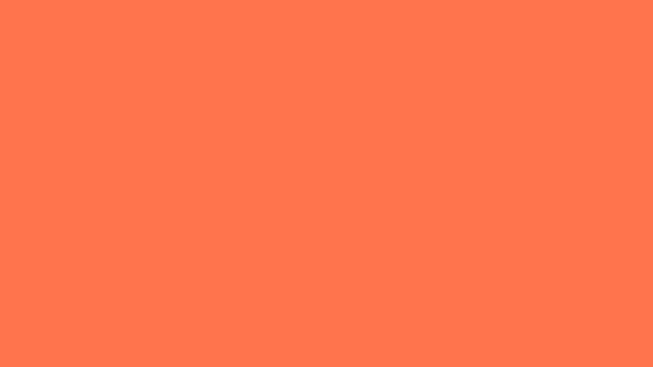 CORAL  Official Coral Color FF7F50  YouTube