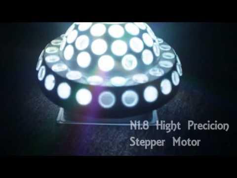 EF505 VENETIAN LED + LASER