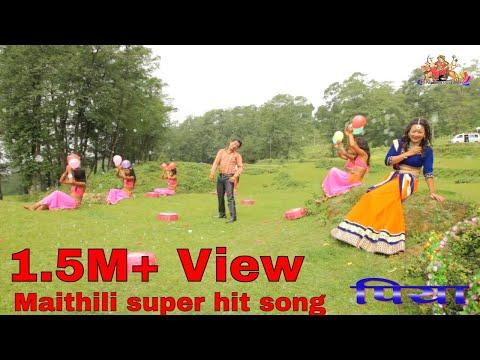 Sajna Ahi Ke Pyar Me New Maithali Hit Song 2019