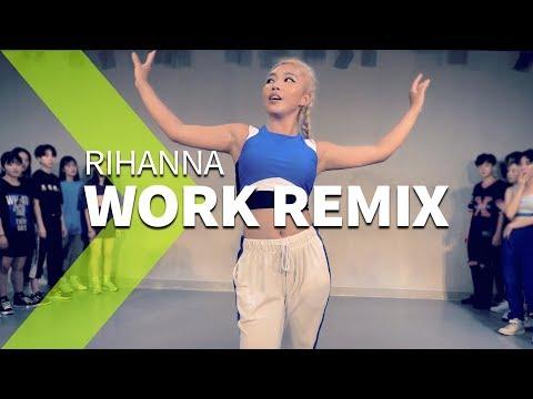 Rihanna - Work ft. Drake (R3hab Remix) / LIGI Choreography.