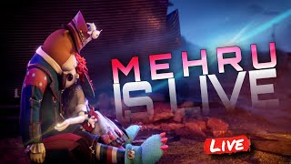 CHALLENGES AND PUBG MOBILE LIVE WITH MEHRU GAMING|LETS DO THIS| #girlgamer