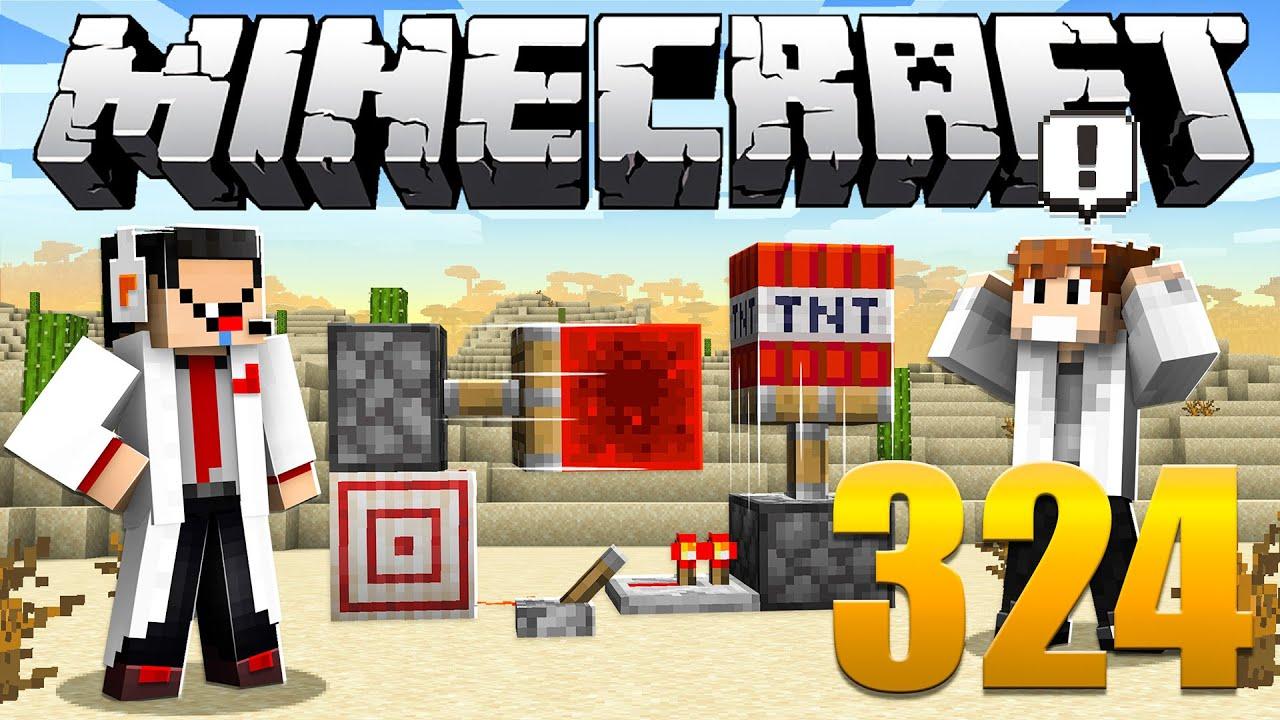 Download Experiências na Área 51 - Minecraft Em busca da casa automática #324